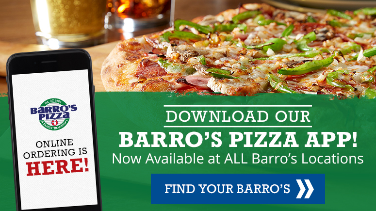 Pizza Open On Christmas.Barro S Pizza A Family Tradition Since 1980 Voted