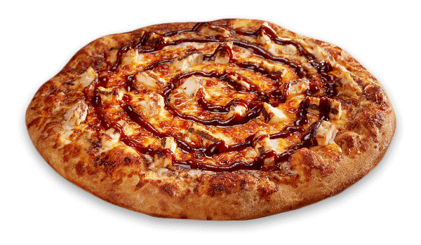 Barro's BBQ Chicken Pizza